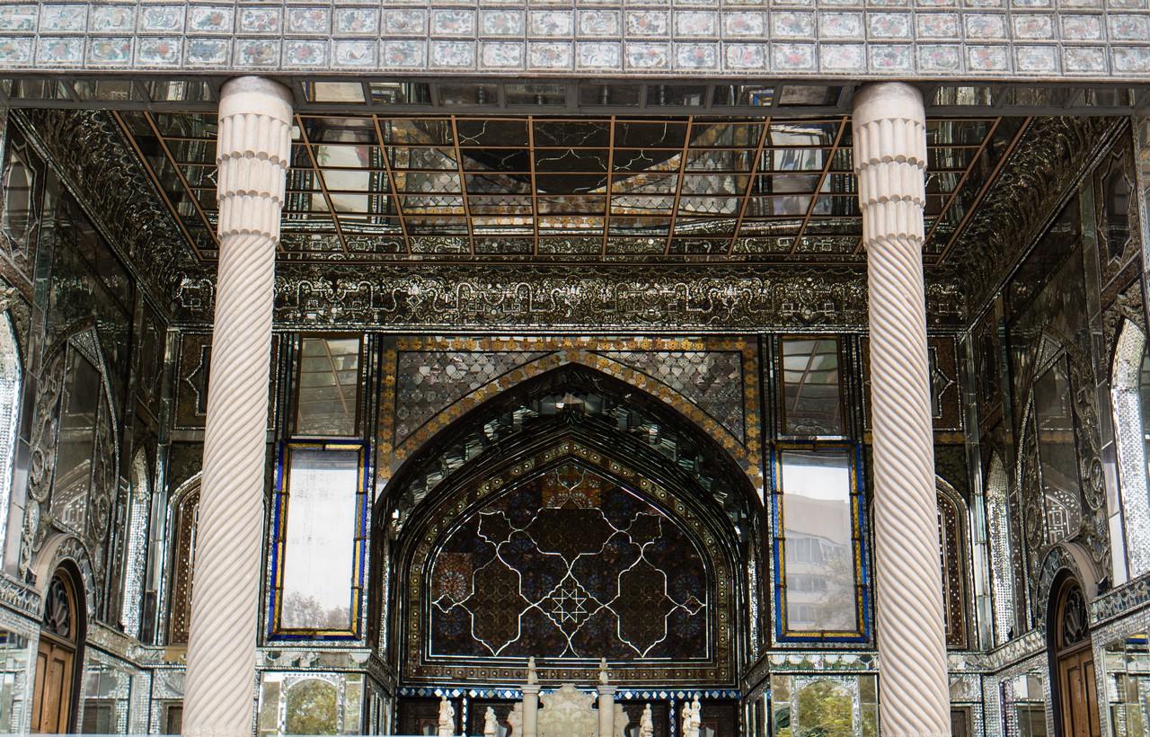 Pałac Golestan w Teheranie
